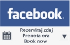 Facebook booking
